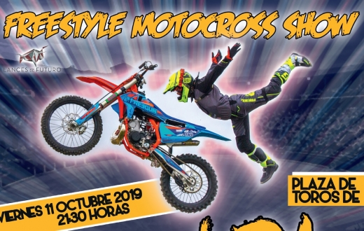 Imagen descriptiva del evento Freestyle Motocross Granada